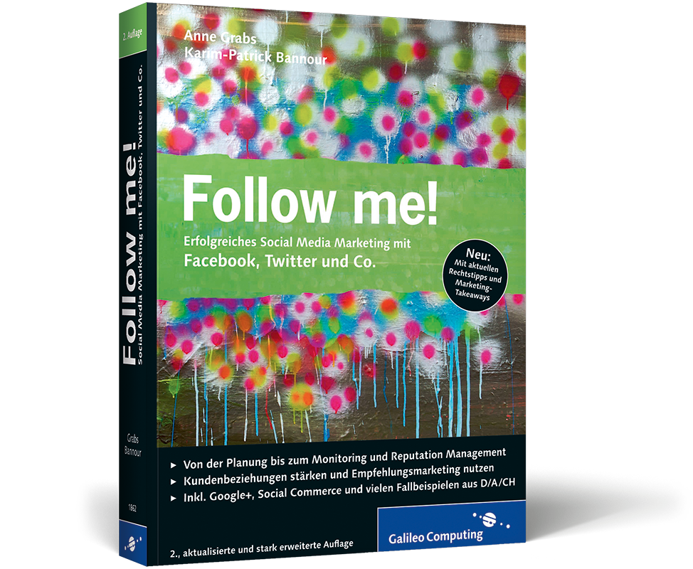 Follow Me Erfolgreiches Social Media Marketing