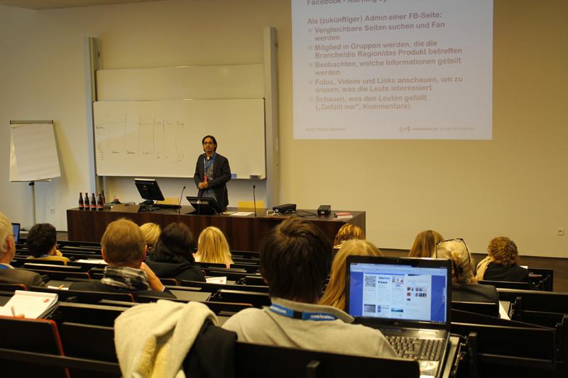 Brennpunkt eTourism Vortrag Karim-Patrick Bannour